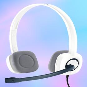 로지텍코리아 H150 헤드셋 스테레오 회전식 붐마이크