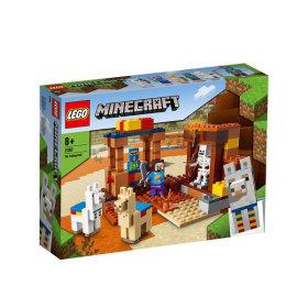 레고공식_Minecraft 트레이딩 포스트_21167