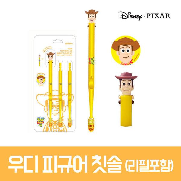 우디 피규어 칫솔 디즈니 토이스토리 캐릭터칫솔 상품이미지
