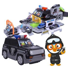 뽀로로변신특공대S(경찰)/경찰차/장난감자동차