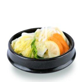 여수사나이 국내산 백김치 1kg/HACCP/당일생산