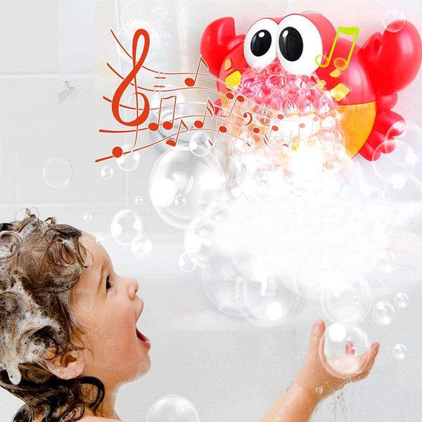 유아 어린이 목욕 버블크랩 거품기 집콕놀이 집콕템 상품이미지