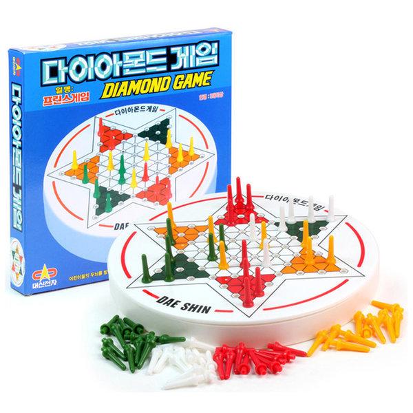 다이아몬드게임 프린스게임 유아 어린이 집콕놀이 상품이미지