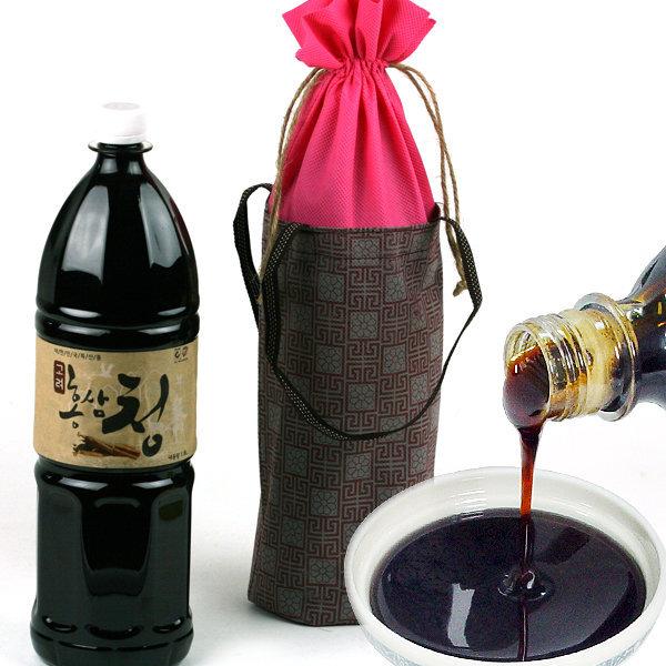 고려홍삼청(1800g 1병)/홍삼차 홍삼꿀차 요리용 상품이미지