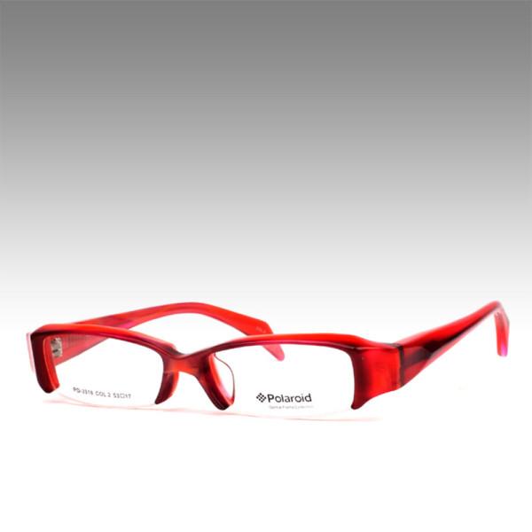 폴라로이드 안경테 남녀공용 뿔테 금속테 상품이미지