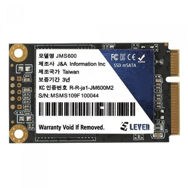 J A LEVEN JMS600 mSATA (128GB) AX 상품이미지