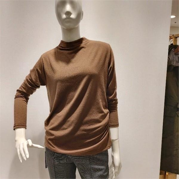 트리아나  소고 NC05 하이넥  티셔츠 AG5TA22 상품이미지