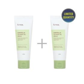 [IUNIK]1+1 IUNIK Centella Calming Gel Cream 60ml