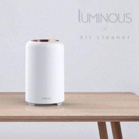 루미너스 소형 공기청정기 LUMINOUS02 사무실 업소용