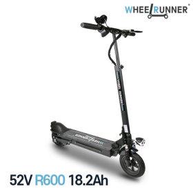 휠러너 전동킥보드 프리미엄 R600 52V 18.2Ah/70km