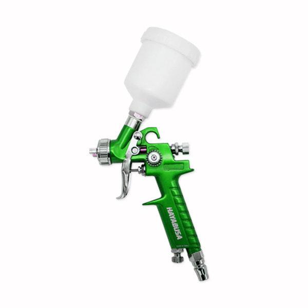 스프레이건 H-2000A 0.8MM 초록 에어스프레이건 후끼 상품이미지