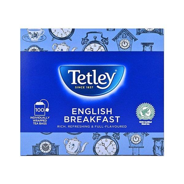 메가커피 테틀리 잉글리쉬 브랙퍼스트 100티백 1박스 12개 상품이미지