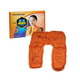 SM 황토 어깨 냉온 찜질팩 PVC / 쿨팩 허리 다리