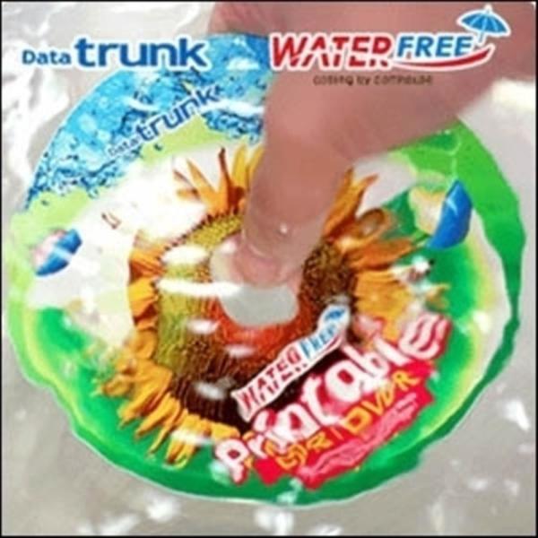 DVD-R 공DVD 고광택 방수 프린터블 (GDP-W23)  50장 상품이미지