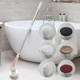전동 무선 욕실청소기/브러시/청소솔 KIA-BC100