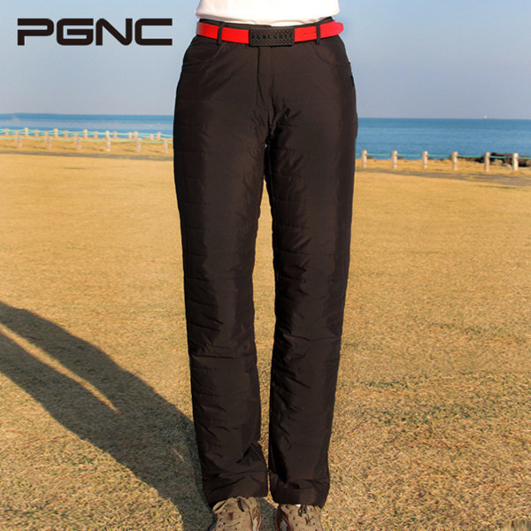 패기앤코 PGP-200 여성골프퀄팅팬츠 골프웨어 상품이미지