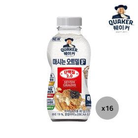 퀘이커 마시는 오트밀F 단백질2.0 16개입 1박스