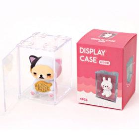 Transparent/Figure/Case/1P/MOLANG/Transparent/Rack/Storage Box