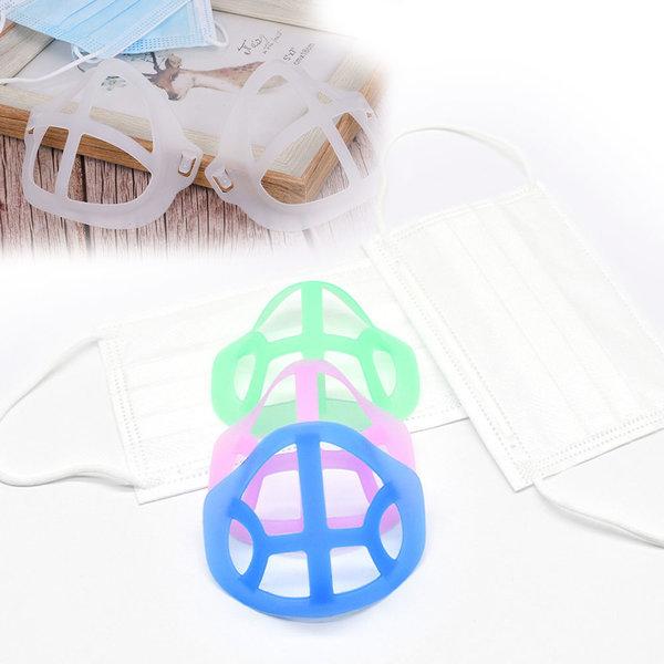 10매 대형소형 숨쉬기 편한 마스크 가드 지지대 고정 상품이미지