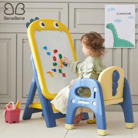 헬로디노보드체어세트(택1)/유아 자석보드+의자