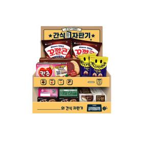 간식자판기 소확행   1개