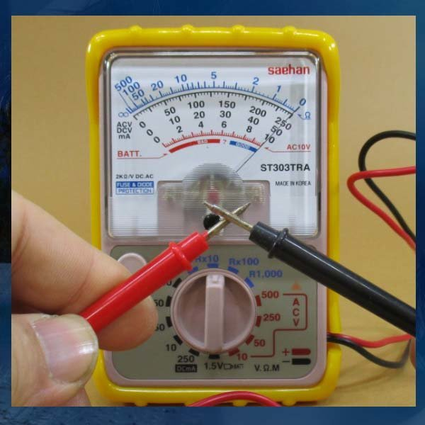 D169/멀티테스터/국산/회로시험기/테스터기/저항측정 상품이미지