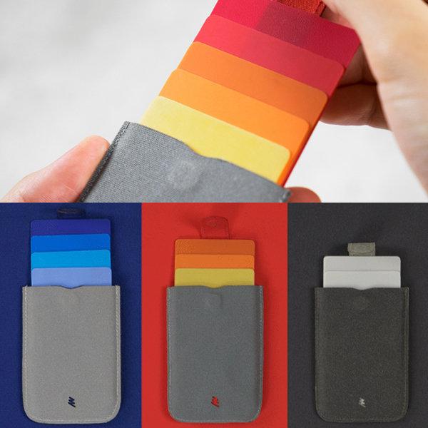 DAX 닥스 초슬림 카드지갑 명함지갑 교통지갑 상품이미지