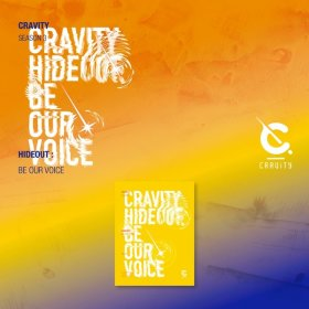 (VER.3) 크래비티 CRAVITY SEASON 3 HIDEOUT : BE OUR VOICE