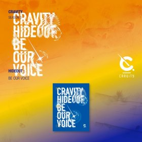 (VER.2) 크래비티 CRAVITY SEASON 3 HIDEOUT : BE OUR VOICE