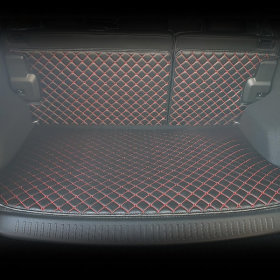 QM6 입체퀼팅 트렁크매트 풀세트 /LPG