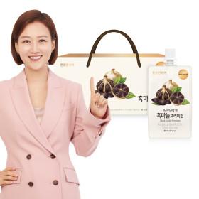 천호식품 천근만근할 땐 흑마늘 프리미엄 건강즙 1박스