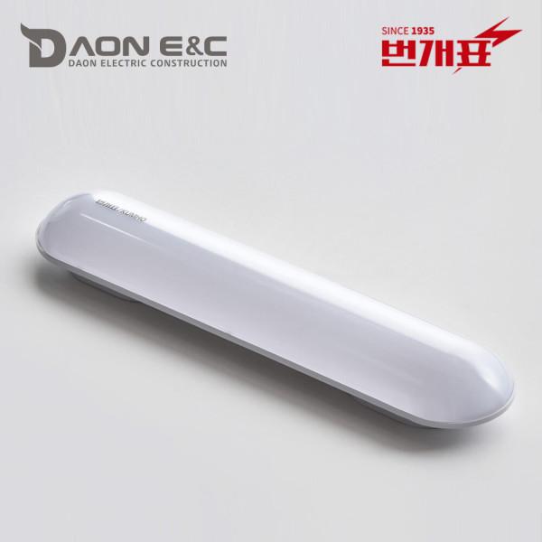 번개표 방습 LED 욕실등 15W 화장실조명 하얀빛 상품이미지