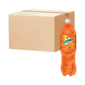 미린다 오렌지 1.25L x 12펫
