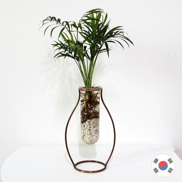 동공예품 인테리어 와이어 꽃화병 HBF-705 상품이미지