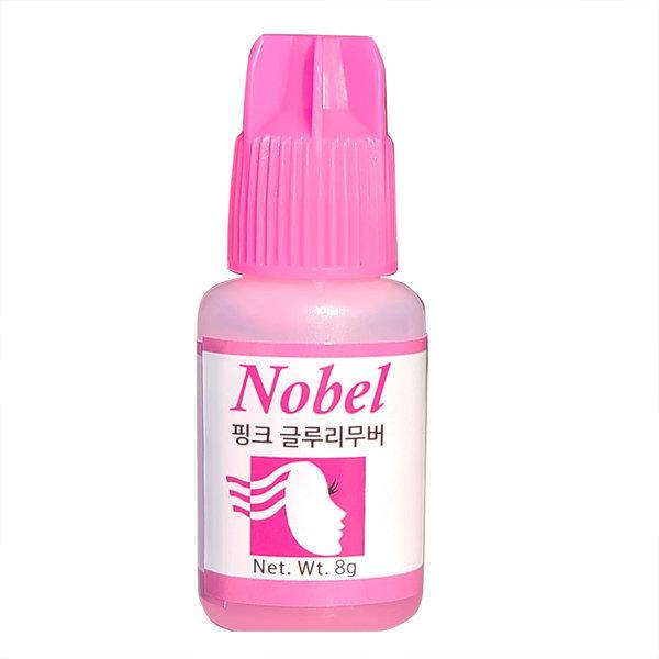 셀프속눈썹연장 젤타입 글루리무버 핑크색 8g 상품이미지