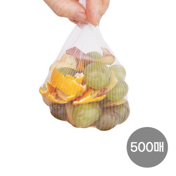 싱크대 배수구 음식물 거름망 500매 1세트 상품이미지