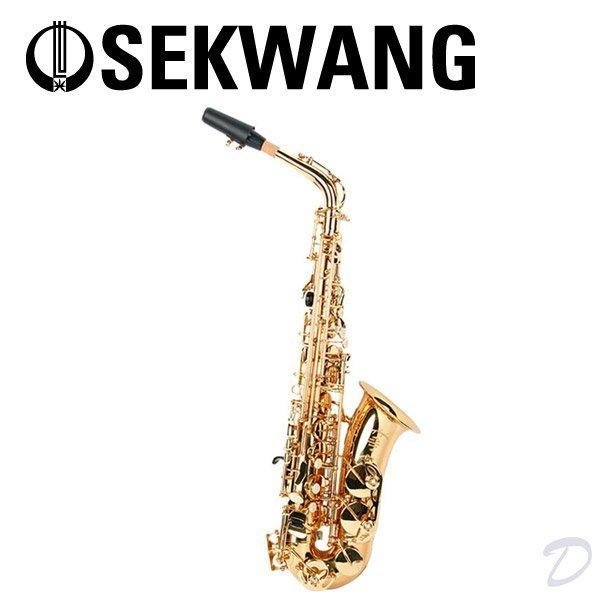 (세광악기) 세광악기 알토 색소폰 SAS-100A 스탠다드형 상품이미지