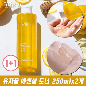 Honey/Essential/Toner/Skin/250ml/1+1