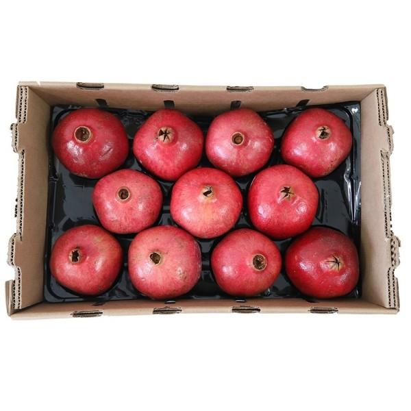 미국 석류 11입 5kg 내외 수입 생과 즙 원액 착즙 미국 상품이미지