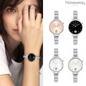 [노미네이션] 시계 PARIS (파리) 컴포저블 클래식 링크 손목시계 076033(택1)