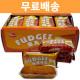 무료배송 퍼지바 밀크맛 케이크 빵 (42g x12개) 504g