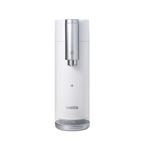 웰스 더원 디지털 데스크탑 직수 냉정수기 의무6년 상품이미지