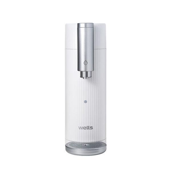 웰스 더원 디지털 데스크탑 직수 냉온정수기 의무3년 상품이미지