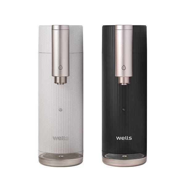 웰스 더원 디지털 데스크탑 직수 냉온정수기 의무6년 상품이미지