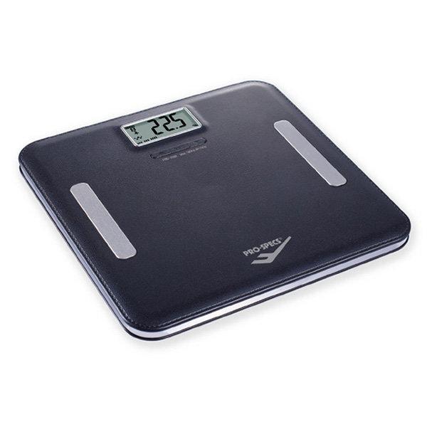 프로스펙스 체지방 체중계 디지털 전자저울 블랙 상품이미지