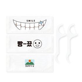 엠에스 기본 디자인 성인용 치실 150P /개별포장치실