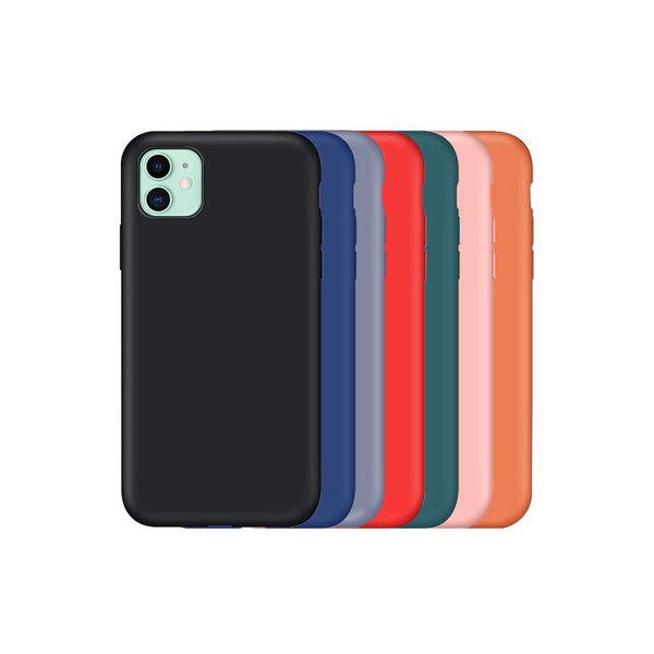 아이폰 12 미니 12mini 실리콘케이스 상품이미지