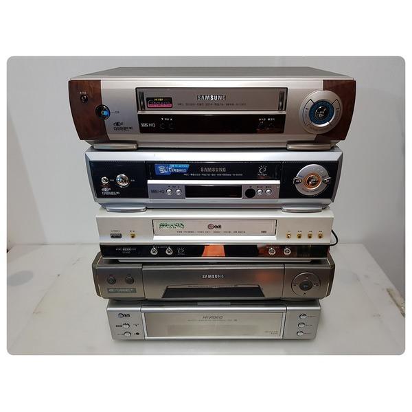 삼성 LG VTR 비디오 플레이어 6헤드 VHS 중고 48 상품이미지