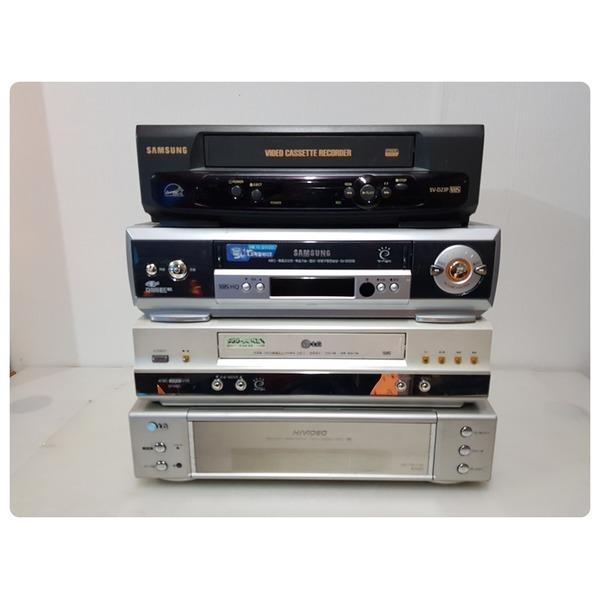 삼성 LG VTR 비디오 플레이어 4헤드 VHS 중고 49 상품이미지