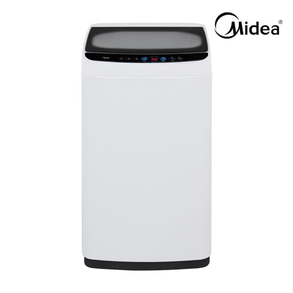 전자동 세탁기 MW-38G1W 미니세탁기 화이트+블랙3.8KG 상품이미지